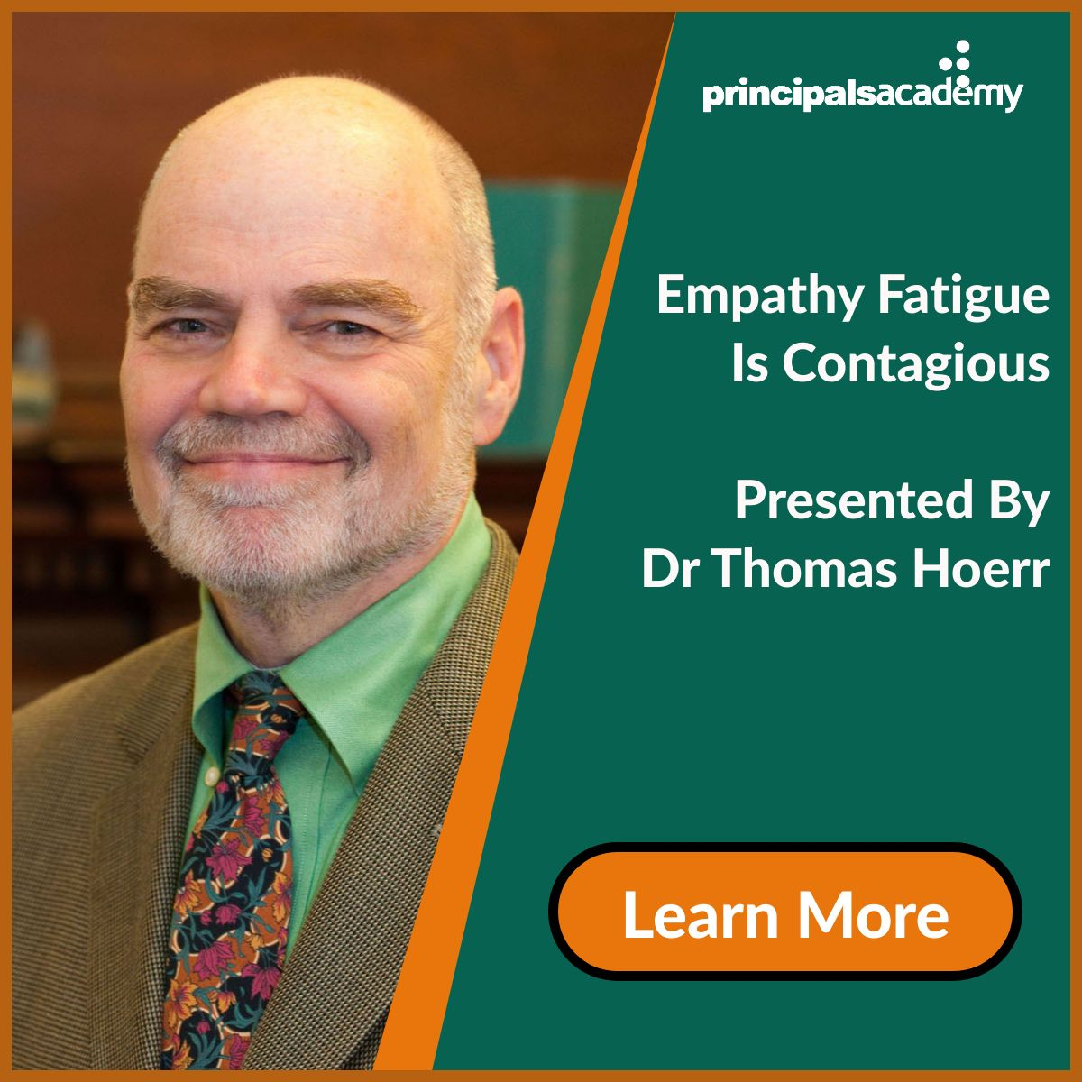 Website banner - Empathy Fatigue Is Contagious